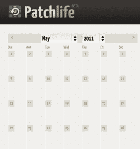 Patchlife Output