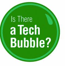 Tech Bubble Logo