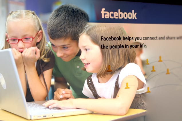 Facebook and Kids - Why Its A Bad Idea