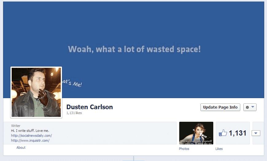 dusten fan page