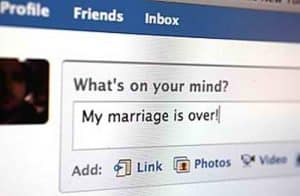 social media and marriage