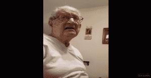 98-year-old man