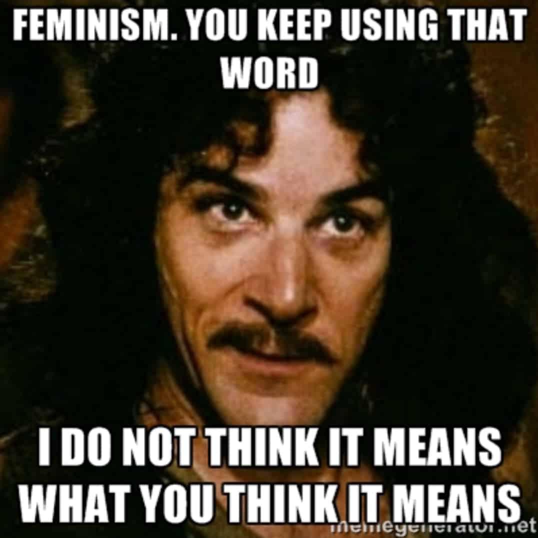 Feminism Isn't For Everyone