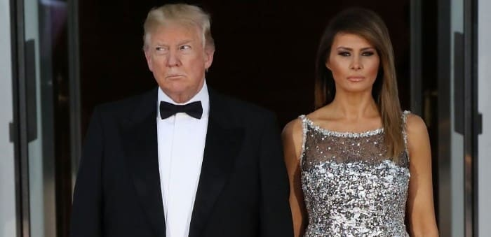 Body Language Experts On Trump's Marriage