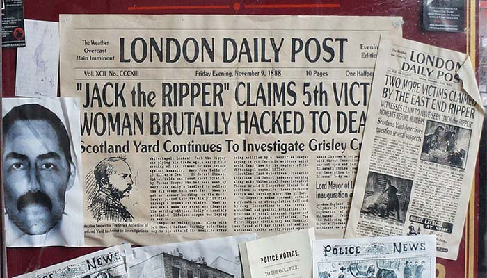Has Science Finally Unmasked Jack the Ripper?