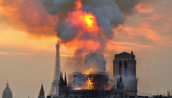 Notre Dame Memes