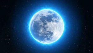 rare blue moon