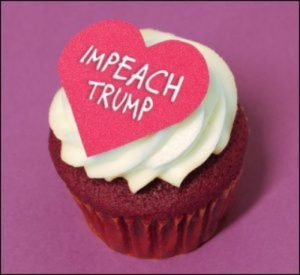 Donald Trump impeachment party
