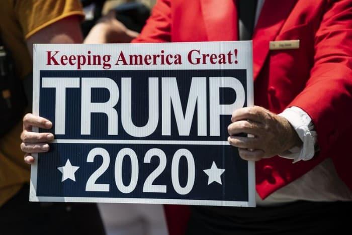 trump campaign 2020