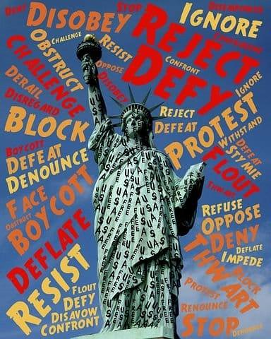 https://pixabay.com/illustrations/liberty-statue-defy-resist-protest-2058525/